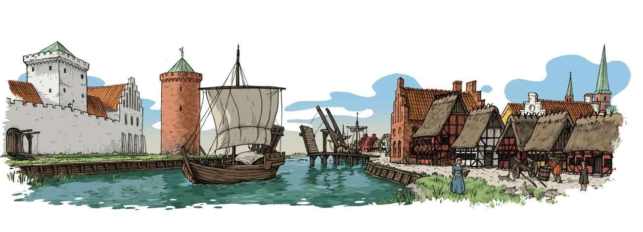 tucanclub Hvorfor hedder det middelalderen