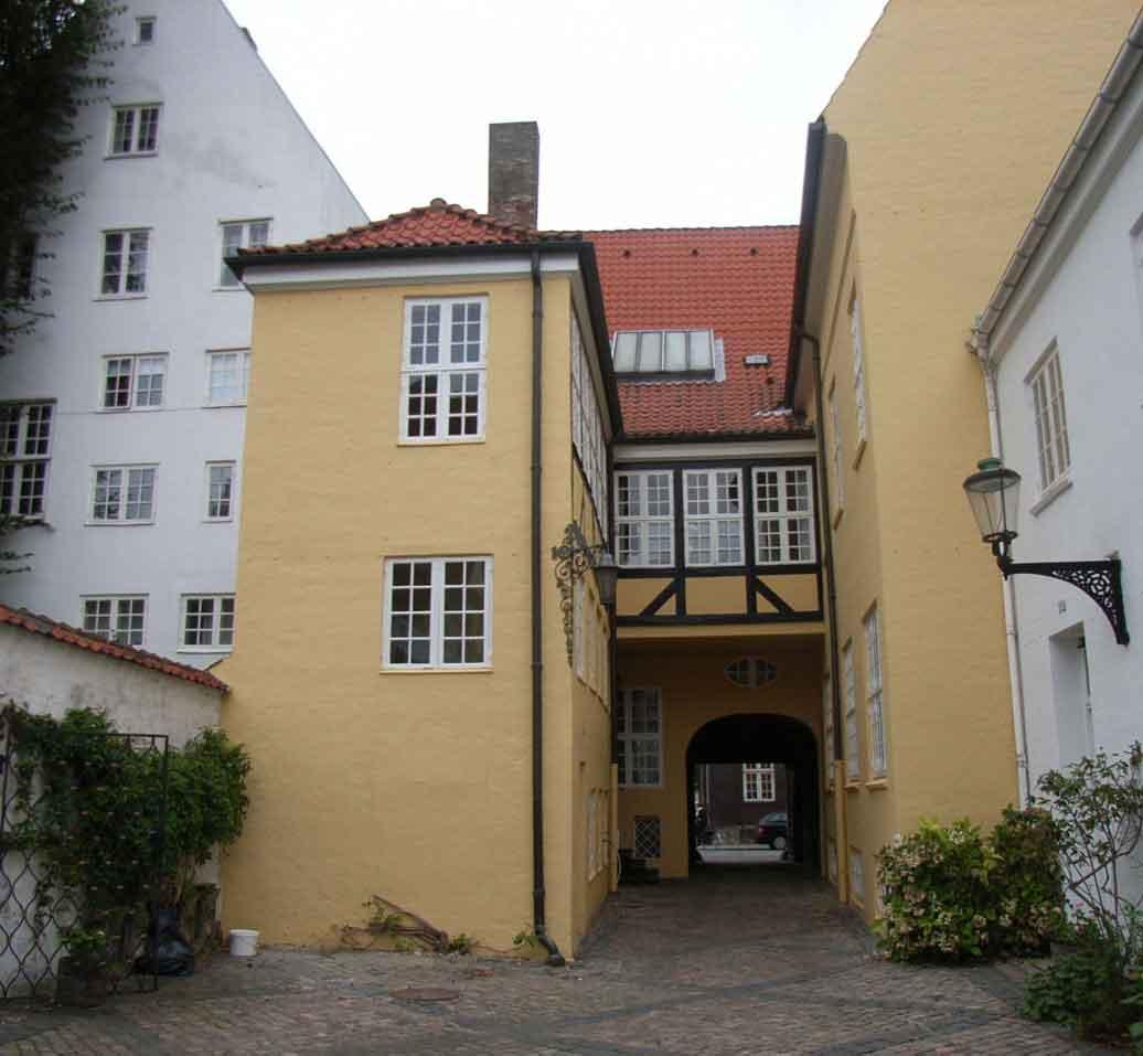 Abel Cathrines gade domina Danmark